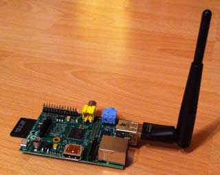Raspberry Pi WLan